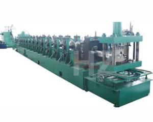 Guard Rails Forming Machine